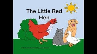 The Little Red Hen | English Short Stories For Children | by Fairy Tales App
