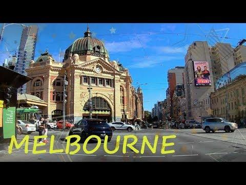 MELBOURNE CITY CENTRE - METRO TUNNEL PROJECT - ST KILDA ROAD DRIVE
