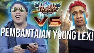 Video YOUNG LEX DIBANTAI ABIS SULTAN PROS TANPA AMPUN!?!? - Mobile Legends Indonesia #59 download MP3, 3GP, MP4, WEBM, AVI, FLV Juni 2018