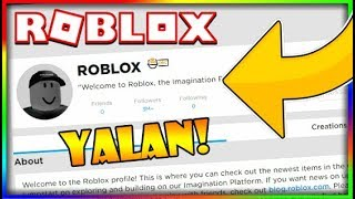 😂 ROBLOX KAPANIYOR YALANI :D !! (BOŞ YAPMAYIN) 😂 | Roblox Shut Down, Shutting | Roblox Türkçe