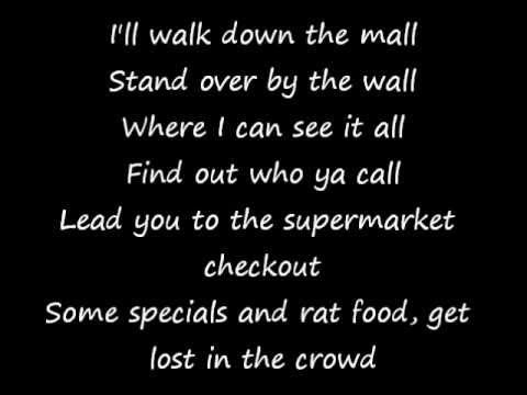 Blondie - One Way Or Another (Lyrics)