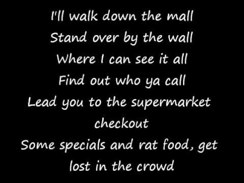 Blondie - One Way or Another (Lyrics)