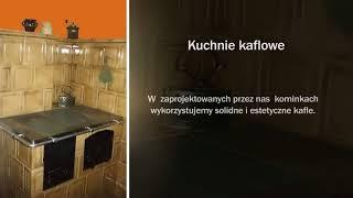 Kominki kaflowe piece wkłady kominkowe Inowrocław Zdun.pl