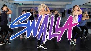 Swalla - Jason Derulo | Jasmine Meakin (Mega Jam)