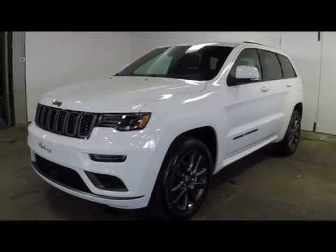 2018 New Jeep Grand Cherokee High Alude