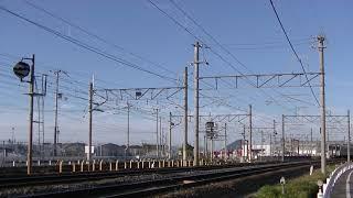 【復刻サンシャトル号】JR四国121系 臨時列車 2018/8/19 香西~鬼無にて