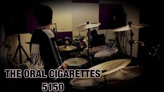 THE ORAL CIGARETTES Drums cover 2つ目になります!! また今度cover撮ります    ♂️ ※イヤホン推奨※