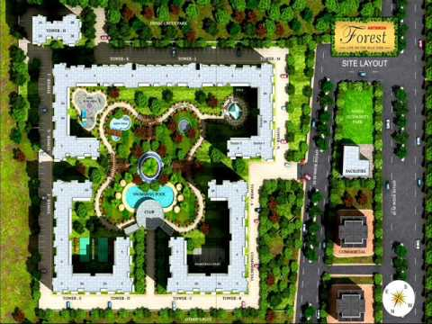Antriksh Forest Sector 77 Noida Location Map Review Floor Plan Location Map Price List Resale Review Youtube