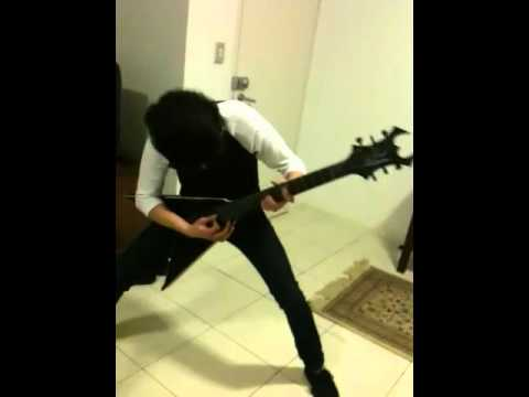 Tell slater not to wash his dick guitar pro tab by bring me the horizon