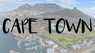 CAPE TOWN OCTOBER 2015