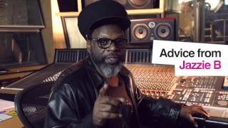 Jazzie B - Advice for ACM Students