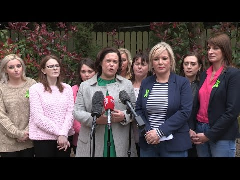 Mary Lou McDonald reacts to Brexit - EU guidelines announcement
