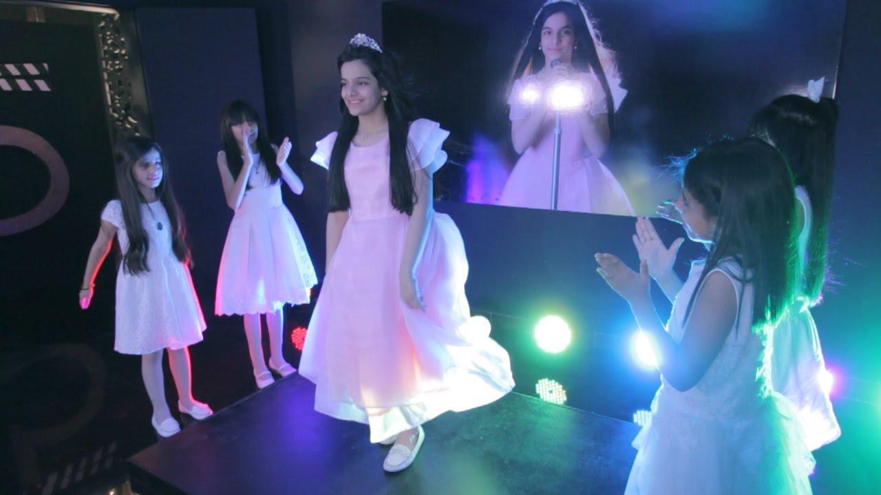 اوبريت يا ابنة الأضواء تكريم نجمتنا تالا الشبرمي خمسة