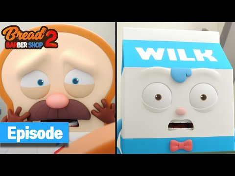Download BreadBarbershop2 | ep22 | Freaky Fry-day | english/animation/dessert/cartoon