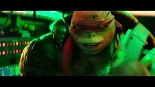 Черепашки ниндзя 2 – Отрывок из фильма на русском
