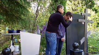 Гипноз на кладбище