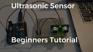 How To Use The Ultrasonic Sensor | Tutorial - Sci Ranch