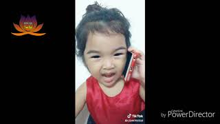 Top Baby funny clips from Tik Tok ,funny clips, play doh