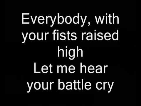 Frontline from Pillar lyrics Video
