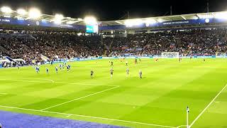 Leicester City v Liverpool, September 2017