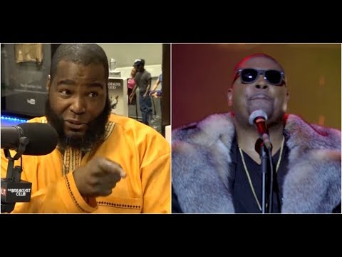Dr. Umar Johnson responds to Tariq Nasheed new song