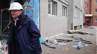 видео новостройки Киева