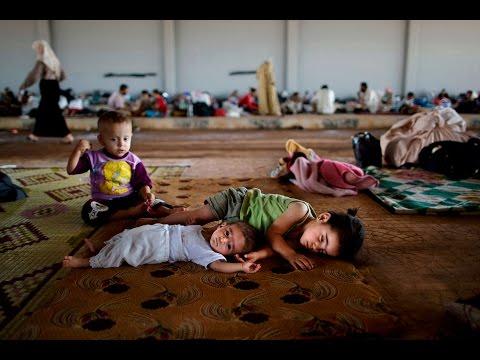 Lebanon refugees in Syria 2017