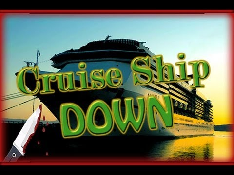 Minecraft Cruise Ship Down - Secret Agent