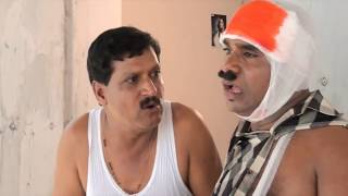 "Comedy by Sally, Seby and John D'Silva in ""Aplea Bhurgeam Sangatak"" by D.Y S P Sammy Tavares"