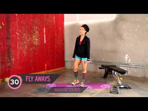 Fitness and Food Journal  Thigh Workout and Roasted Tomato Recipe