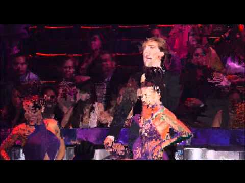 Billboard Latin Music Awards 2012 Samo y Cristian Castro Homenaje a Selena