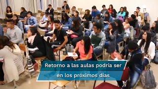 """El rector de la UNAM aseguró que """"el retorno implicará haber superado una de las etapas más complejas de la historia de la Universidad"""""""