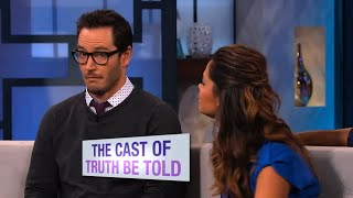 Monday on 'The Real' — REAL Laughs with the Cast of 'Truth Be Told'!