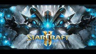 Стрим StarCraft II.ТИХО!!!!Тёща спит))))(молчаливый стрим)