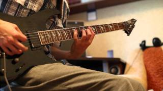System of a Down Toxicity guitar cover