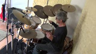 Joe Vizzone 6/8 Double Paradiddle Groove.