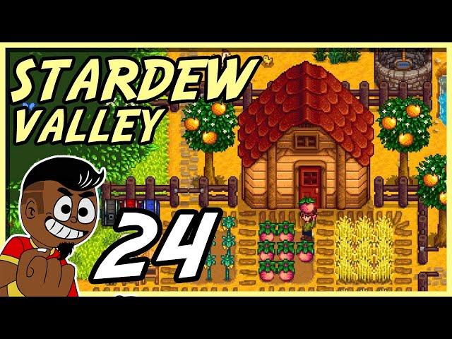 AVENTUREIROS DE VERDADE! #024 - Stardew Valley PT BR - Tonny Gamer