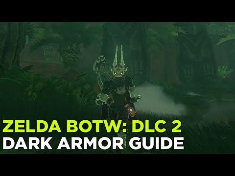 Legend Of Zelda: BotW — DARK ARMOR Guide