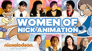We're so proud of the women who work here at nickelodeon animation studio! in honor women's history month, we sat down with some them los a...