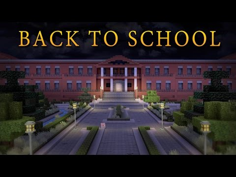 BACK TO SCHOOL |  DESCARGAR Mapa de Terror 1.10.2
