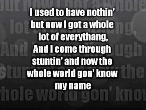 Young Jeezy-Everythang Lyrics