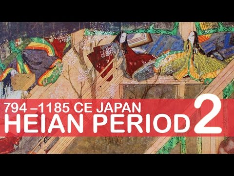 Middle and Late Heian Period | Japanese Art History | Little Art Talks