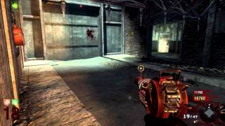 Call of Duty: Black Ops - Zombies - Der Riese - Live Commentary With swamps - Part 3