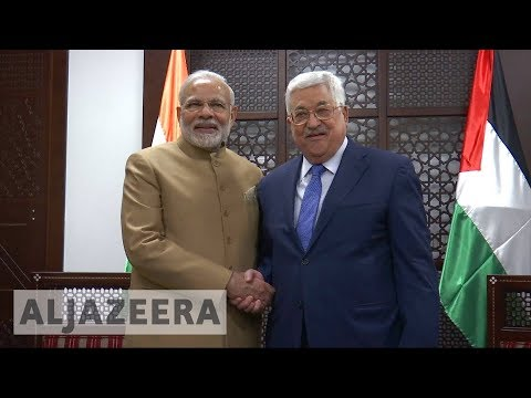 🇵🇸 Abbas seeks India's support in future Israeli-Palestinian talks