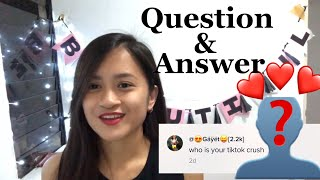 Q&A | TIKTOK CRUSH?| HOW TO BE ME? | Saira Datinguinoo Brual