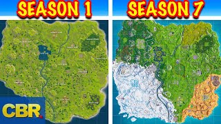 Only OG Fortnite Players Will Remember Those Things