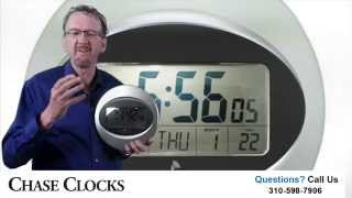 A Digital Atomic Clock With Custom Features - Factory Direct