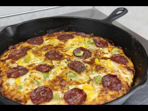 صورة  طريقة عمل البيتزا طريقة عمل بان بيتزا Pan Pizza طريقة عمل البيتزا من يوتيوب