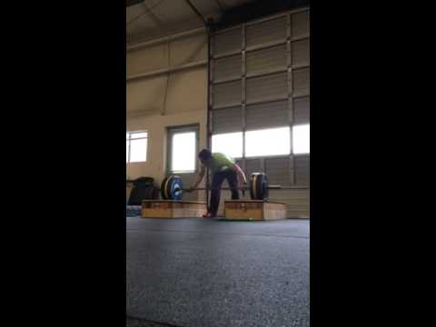 265 Snatch Low Block - PR
