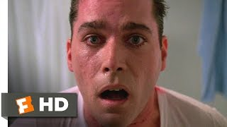 Something Wild (9/10) Movie CLIP - Charlie Stabs Ray (1986) HD